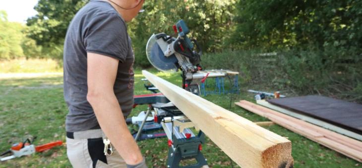 Lån penge til et projekt i hus eller have